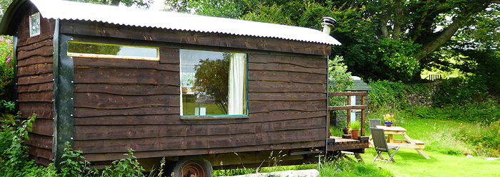 Shepherds Hut in the Lakes