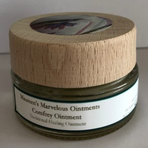 Maureens Marvelous Ointments - Comfrey Ointment