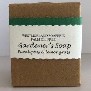 Gardeners Soap with Eucalyptus & Lemongrass Soap - Palm Oil Free by Westmoorland Soaparie