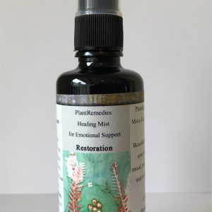 Restoration Healing Mist for Emotional Support - Room Spray - Sacred PlantRemedies Essence